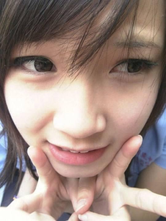 【外人】激カワ台湾素人娘のツォン・ダーミエ(Ceng Damie)の自撮りポルノ画像 3123