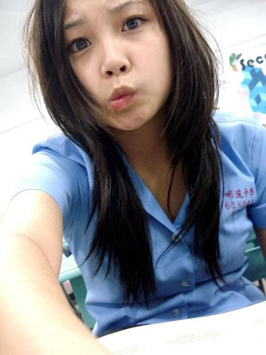 【外人】激カワ台湾素人娘のツォン・ダーミエ(Ceng Damie)の自撮りポルノ画像 3316