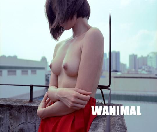 【外人】中国人写真家ワニマル(WANIMAL)の中国人美女のヌードをアートにしたポルノ画像 3318