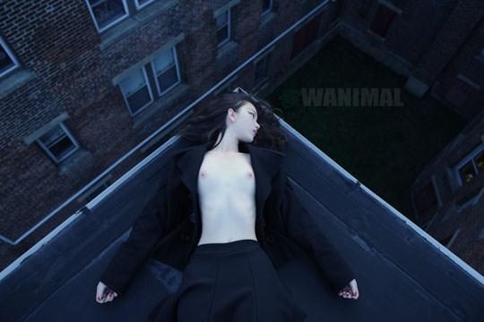 【外人】中国人の写真家WANIMALの撮る中国人アートヌードのポルノ画像 3412