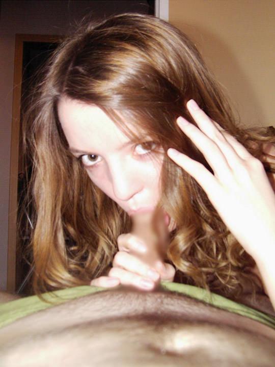【外人】ヌードモデルを目指す激カワ素人娘が裸体撮影とフェラまでしてるポルノ画像 345