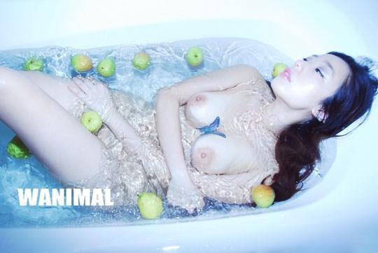 【外人】中国人の写真家WANIMALの撮る中国人アートヌードのポルノ画像 3810