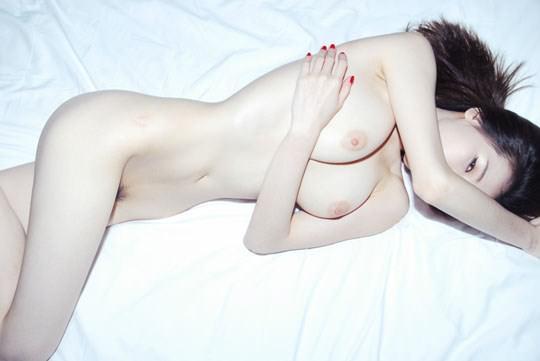 【外人】中国人の写真家WANIMALの撮る中国人アートヌードのポルノ画像 397
