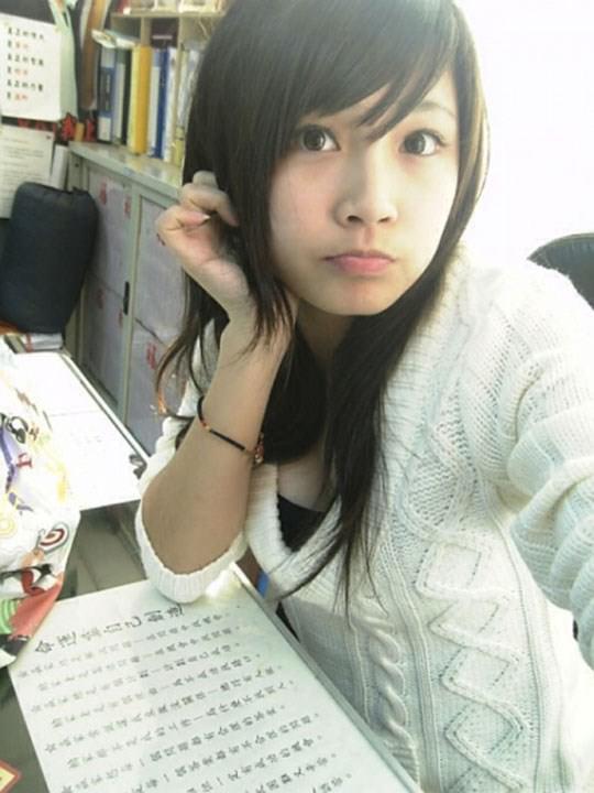 【外人】激カワ台湾素人娘のツォン・ダーミエ(Ceng Damie)の自撮りポルノ画像 468