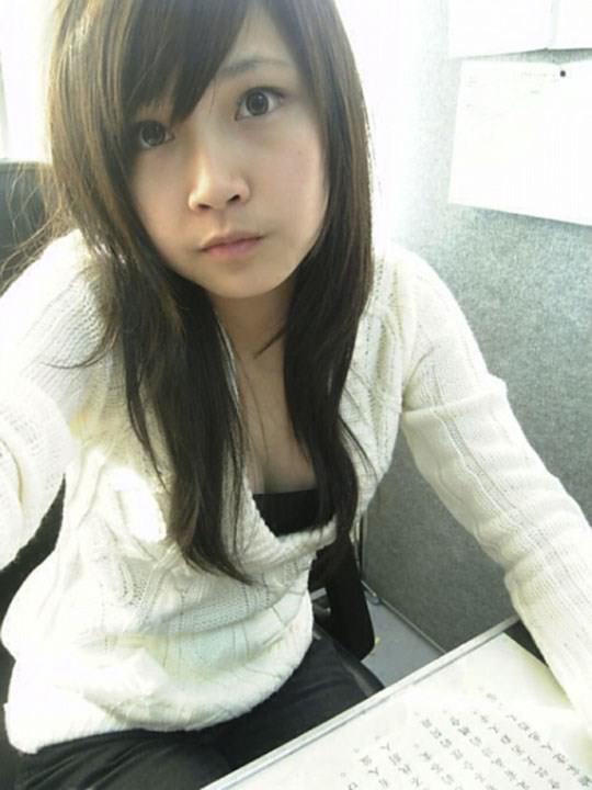 【外人】激カワ台湾素人娘のツォン・ダーミエ(Ceng Damie)の自撮りポルノ画像 655