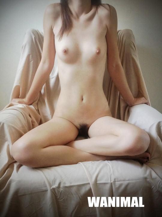 【外人】中国人写真家ワニマル(WANIMAL)の中国人美女のヌードをアートにしたポルノ画像 658