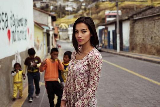 【外人】世界各国の一般女声の美女を撮影したポルノ画像 81