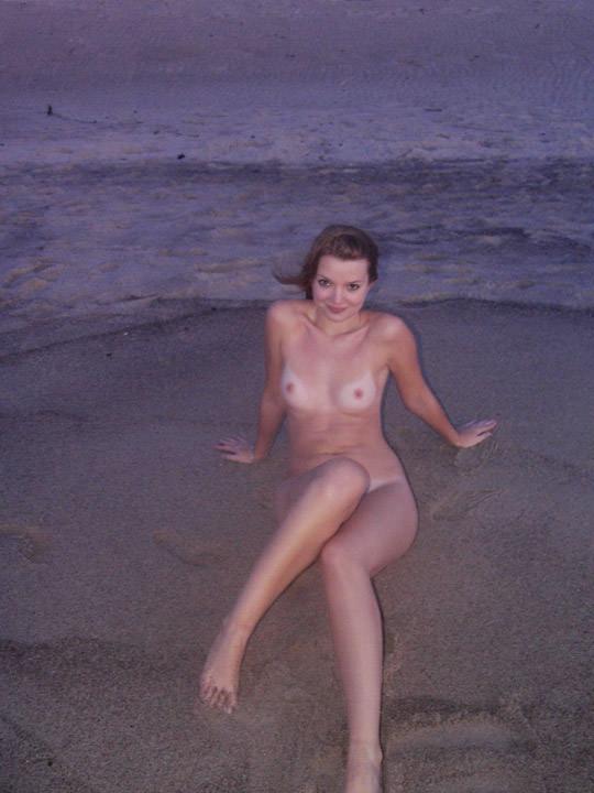 【外人】ヌードモデルを目指す激カワ素人娘が裸体撮影とフェラまでしてるポルノ画像 817