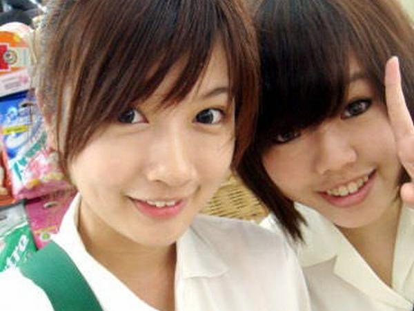 【外人】可愛すぎる台湾人美少女の顔面でだけで抜けるポルノ画像 012