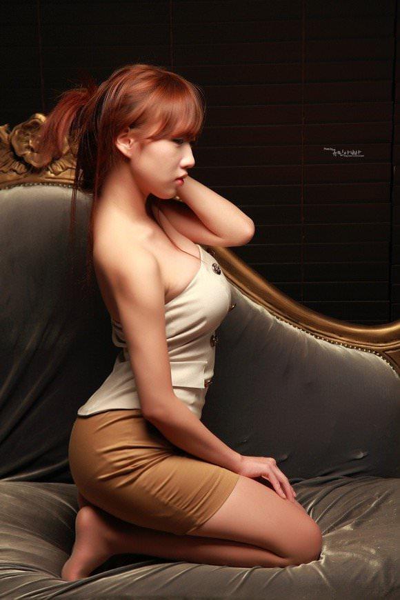 【外人】整形テンプレ顔だけど実際可愛い韓国人美女達のポルノ画像 121