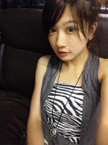 【外人】可愛すぎる台湾人美少女の顔面でだけで抜けるポルノ画像 132