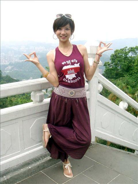 【外人】可愛すぎる台湾人美少女の顔面でだけで抜けるポルノ画像 172