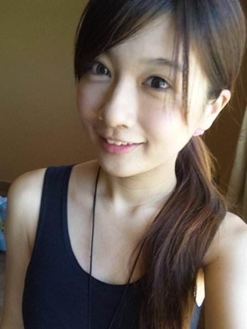 【外人】可愛すぎる台湾人美少女の顔面でだけで抜けるポルノ画像 182