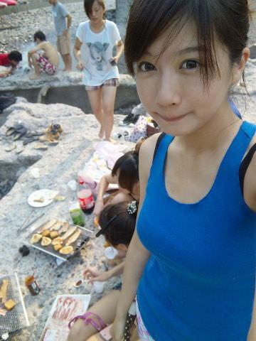 【外人】可愛すぎる台湾人美少女の顔面でだけで抜けるポルノ画像 221