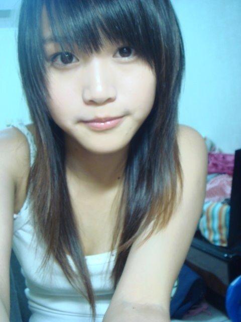 【外人】可愛すぎる台湾人美少女の顔面でだけで抜けるポルノ画像 271