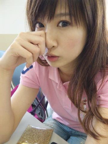 【外人】可愛すぎる台湾人美少女の顔面でだけで抜けるポルノ画像 43