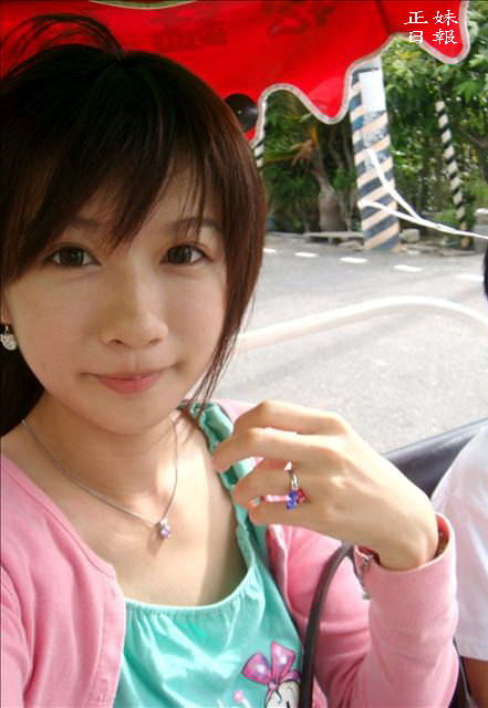 【外人】可愛すぎる台湾人美少女の顔面でだけで抜けるポルノ画像 93