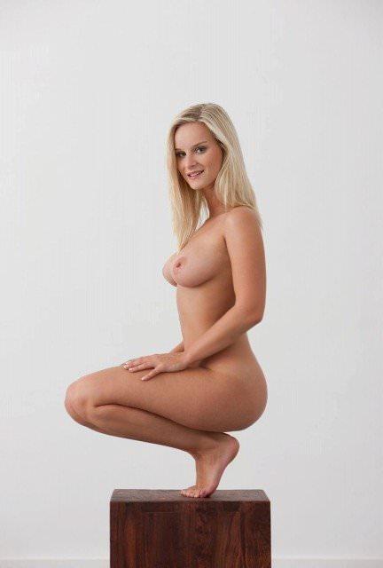 【外人】憧れのブロンドヘアーのお姉さんばかりを集めたヌードポルノ画像 1011