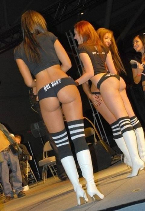 【外人】バッチリ整形顔の韓国人キャンペーンガールのポルノ画像 1107