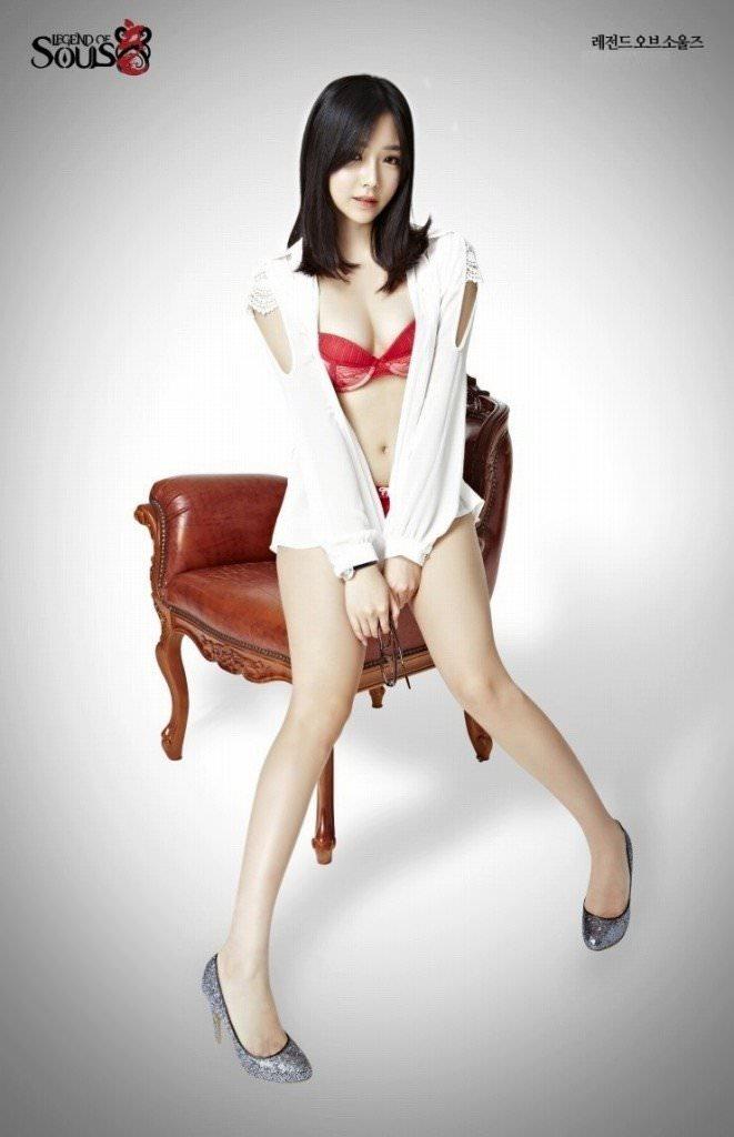 【外人】テンプレ顔だけどやっぱ可愛い整形韓国女のポルノ画像 1225