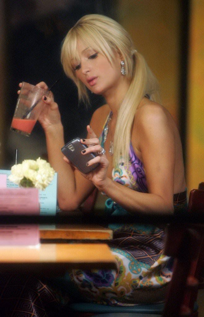 【外人】超セレブなお騒がせお嬢様パリス・ヒルトン(Paris Hilton)のパパラッチ盗撮ポルノ画像 137