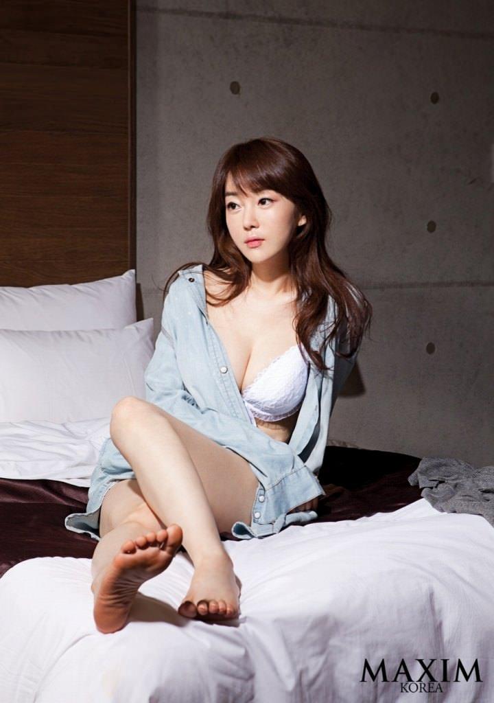 【外人】テンプレ顔だけどやっぱ可愛い整形韓国女のポルノ画像 1523