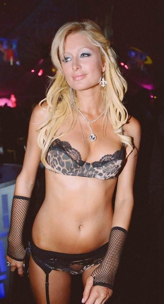 【外人】超セレブなお騒がせお嬢様パリス・ヒルトン(Paris Hilton)のパパラッチ盗撮ポルノ画像 174
