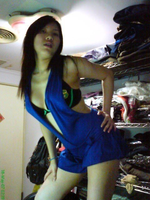 台湾人の素人美少女たちが可愛すぎる自撮りポルノ画像 2035