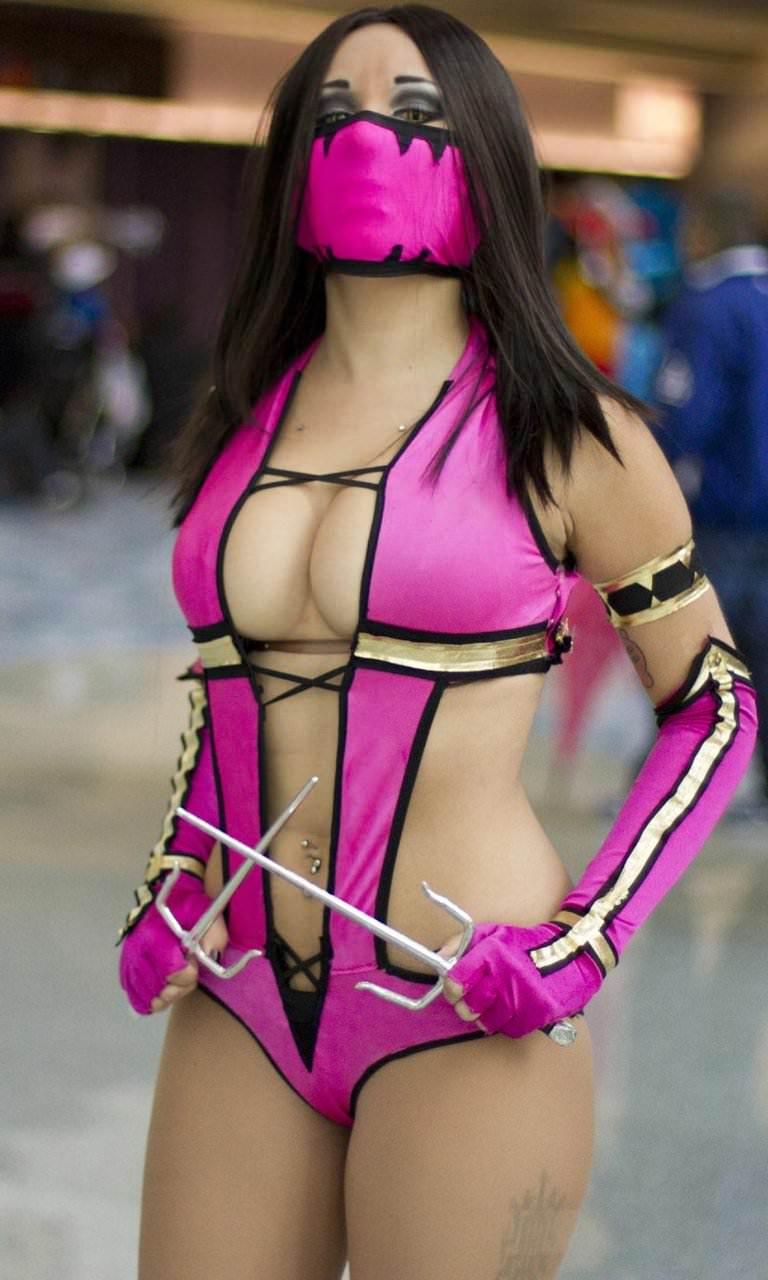 海外美女のコスプレイヤーの完成度が高すぎてエロ過ぎるポルノ画像 2128