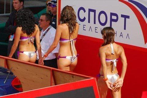 【外人】海外チアガールのセクシーで激カワな女の子集めたポルノ画像 22