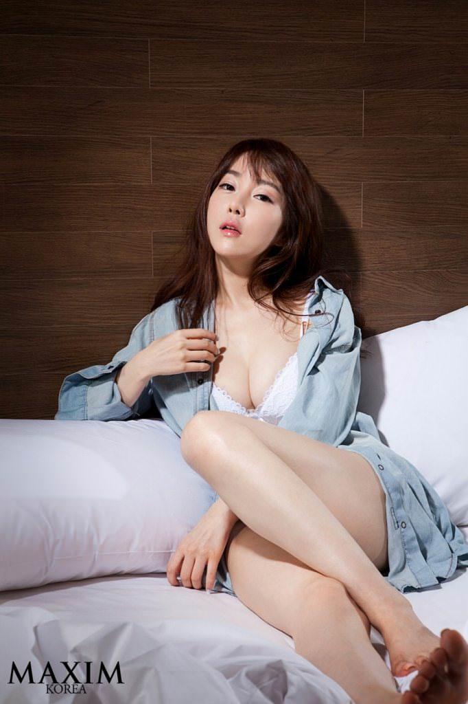 【外人】テンプレ顔だけどやっぱ可愛い整形韓国女のポルノ画像 2313