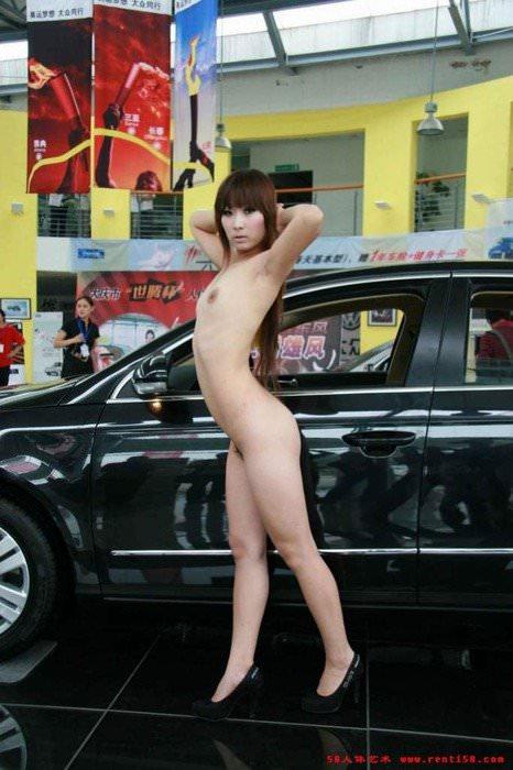 【外人】アジアン美女たちのエロ過ぎるヌードポルノ画像 323