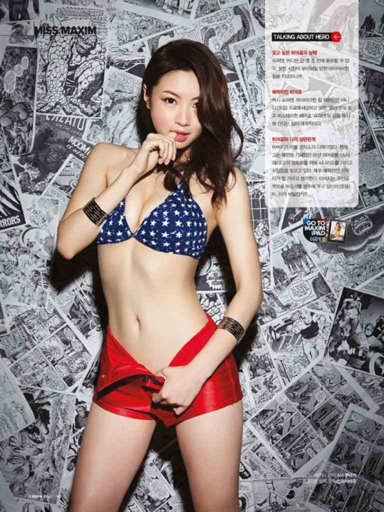 【外人】テンプレ顔だけどやっぱ可愛い整形韓国女のポルノ画像 525