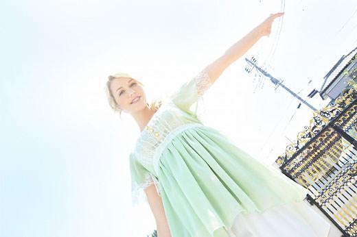 金髪AV女優のミア楓キャメロンが可愛すぎて勃起が治まらないフェラポルノ画像 541