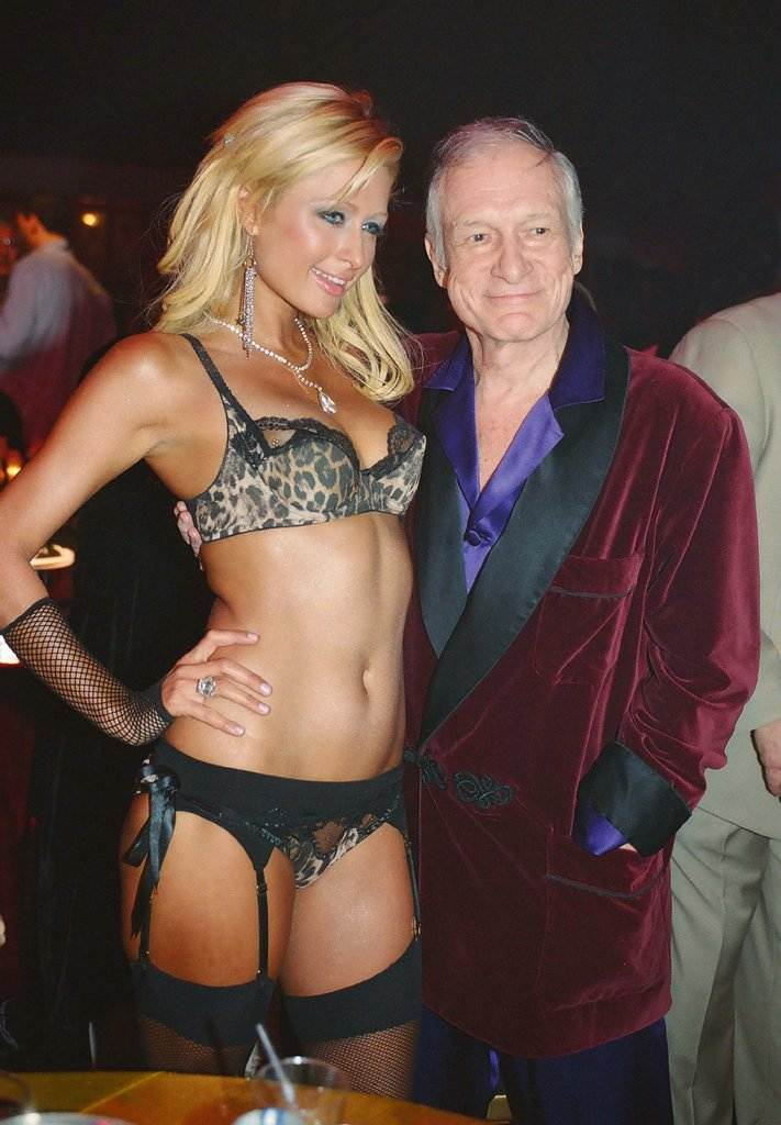 【外人】超セレブなお騒がせお嬢様パリス・ヒルトン(Paris Hilton)のパパラッチ盗撮ポルノ画像 610
