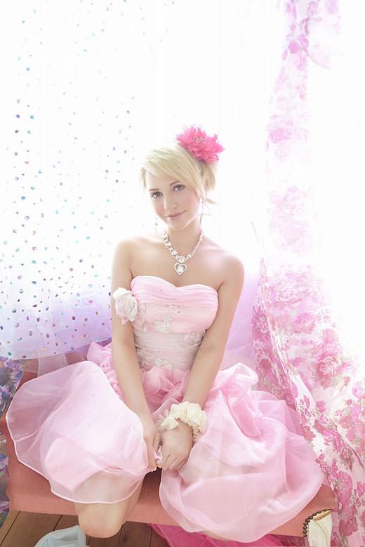 金髪AV女優のミア楓キャメロンが可愛すぎて勃起が治まらないフェラポルノ画像 642