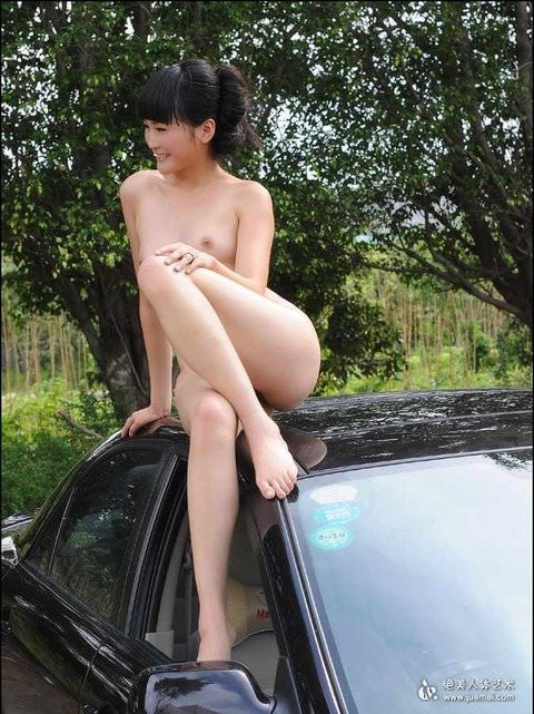 中国人美女はスタイル良くて可愛い子が多いヌードポルノ画像 18