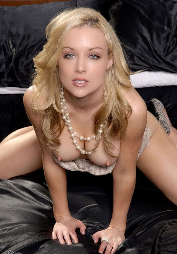 光り輝くガチ金髪美人を厳選したアメリカ人女性のヌードポルノ画像 281
