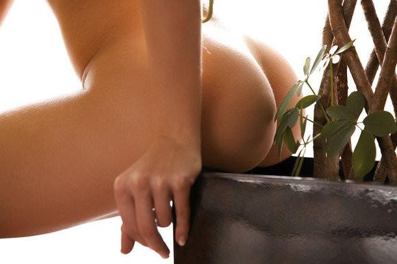 ペチペチ腰を打ち付けたい最高にセクシーな海外美人のお尻ポルノ画像 319