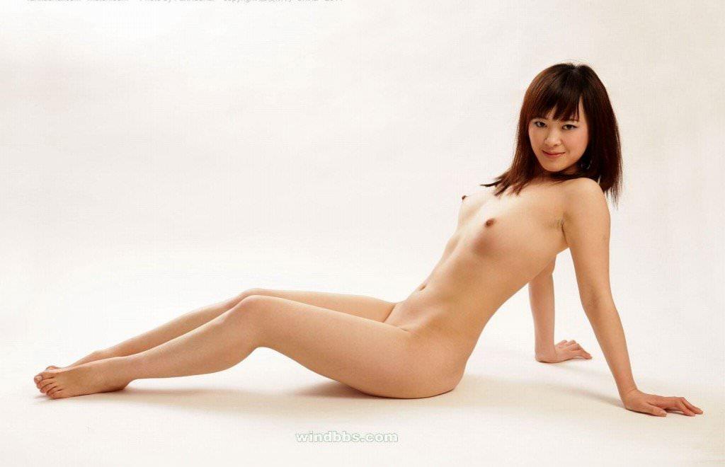 妖艶な美しさが股間をそそる中国美人のヌードポルノ画像 435