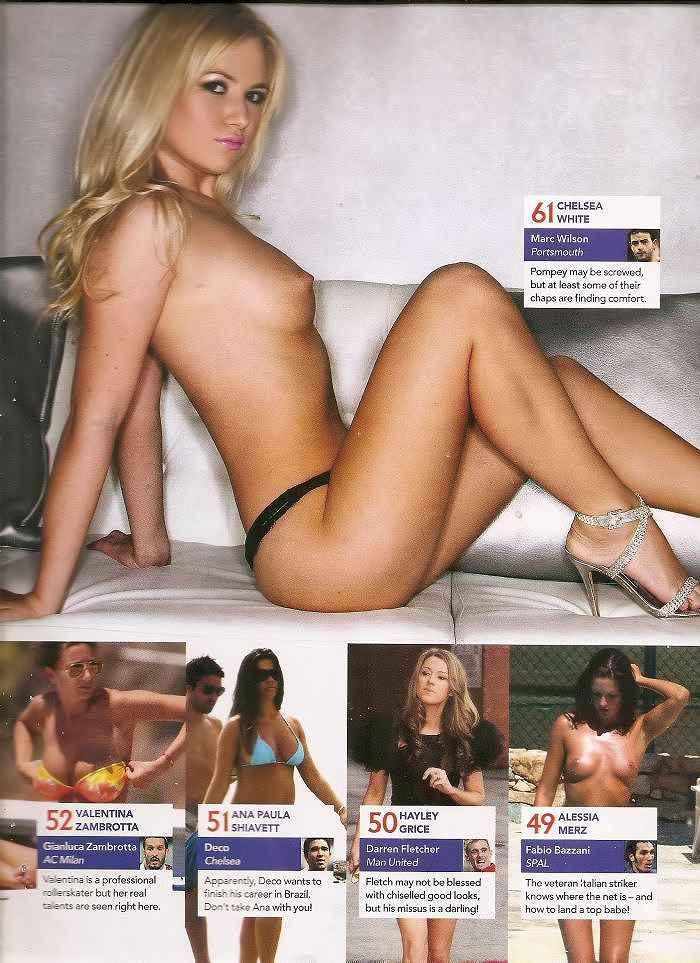 チームの活動資金を稼ぐためにヌードになったドイツ人美女たちのポルノ画像 442