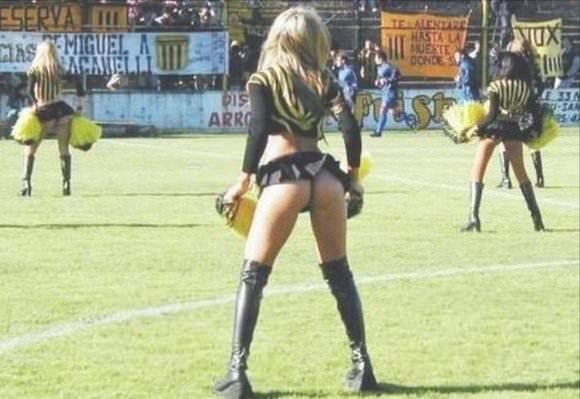 アメリカのチアガールダンスはエロすぎて本当抜けるポルノ画像 555