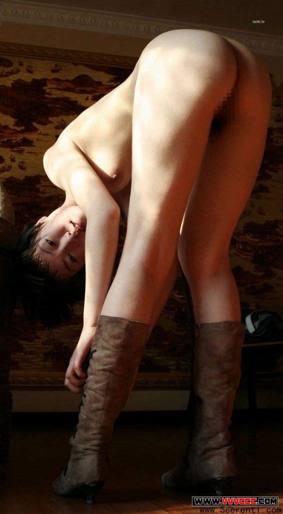 妖艶な美しさが股間をそそる中国美人のヌードポルノ画像 636