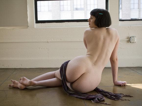 ムッチリ柔らかくふっくらした海外美女のお尻ポルノ画像 260
