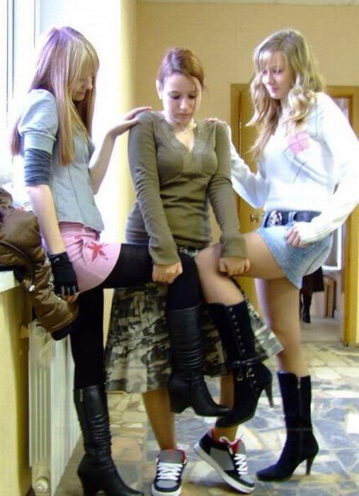 アメリカの女子大生のプライベート自撮りショットがエロ過ぎるポルノ画像 420