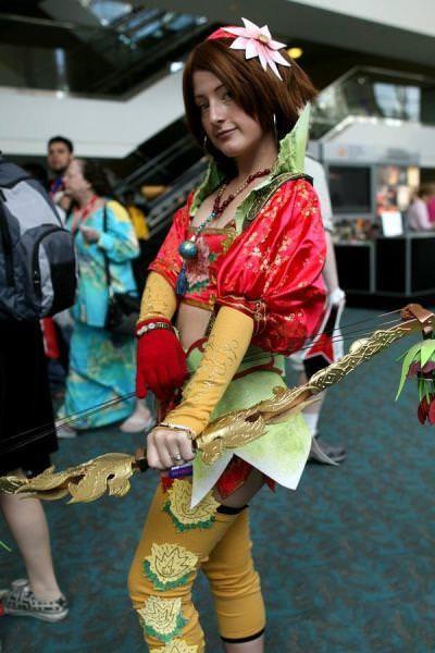 弾けるボディーは海外エロコスプレイヤーの魅力wwwwwwwww 1196