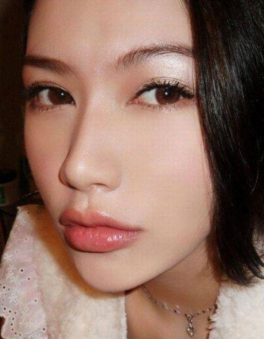 ぽってりとしたセクシーな唇を持つ海外女性の口マンコwwwwwwwwww 1409073004