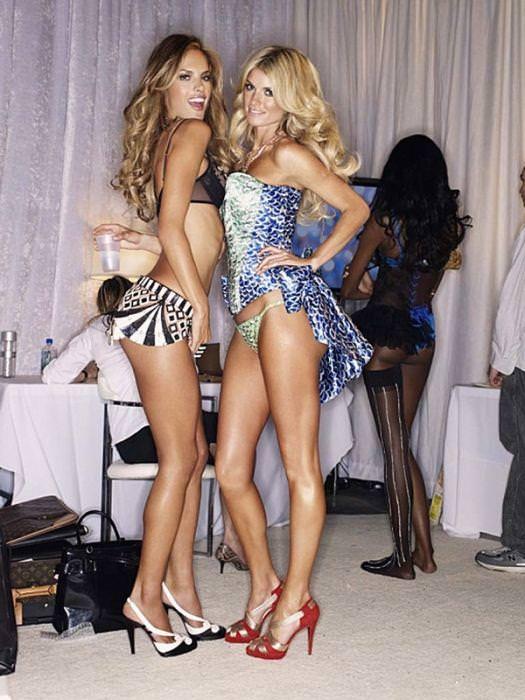 【外人】美女すぎるスーパーモデル達のポルノ画像 files 2502