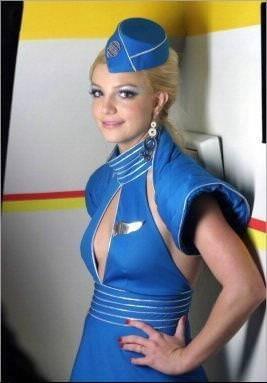 パイロットやCAのコスプレした海外美人のポルノ画像 2546