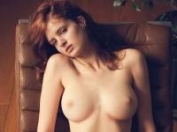 顔面レベル高すぎwwwベルギー人モデルのファニー・フランソワ美乳おっぱいヌード